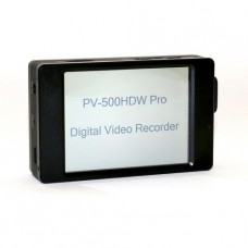 PV-500HDW Pro & BU18HD Camera Package