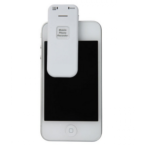 Mobile Phone Call Recorder & Voice Recorder