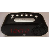 Alarm clock with camera and video recorder - new model