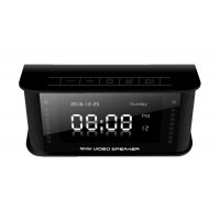 MV03 Clock Radio with hidden Spy Camera Full HD 1080P /Motion Activated