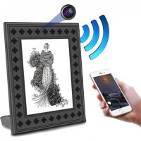 WIFI PHOTO FRAME CAMERA DVR