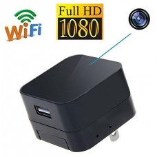 Fully working USB Charger with Wi-Fi Covert Camera