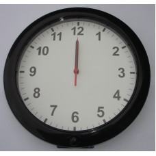 Motion Activated Wall Video Clock Camera with Audio