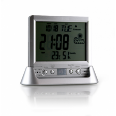 Enabled Recording Thermometer and clock Covert Video