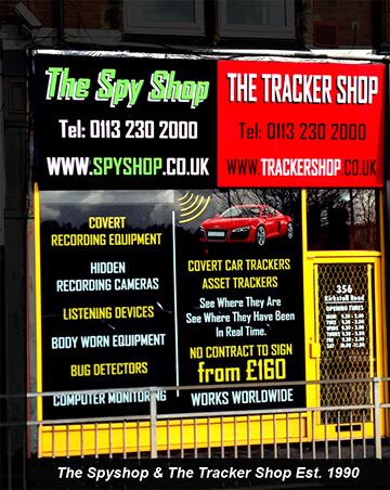 The Spy Shop