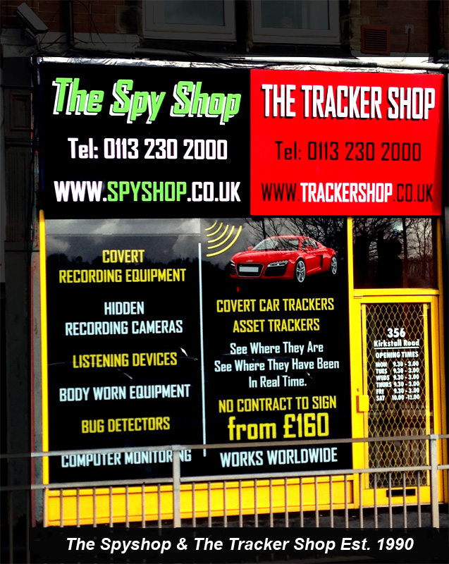 The Spy Shop